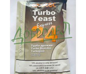 Спиртовые дрожжи Alcotec Express 24 Turbo, 205 г