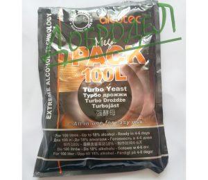 Турбо дрожжи Alcotec Mega Pack 100L