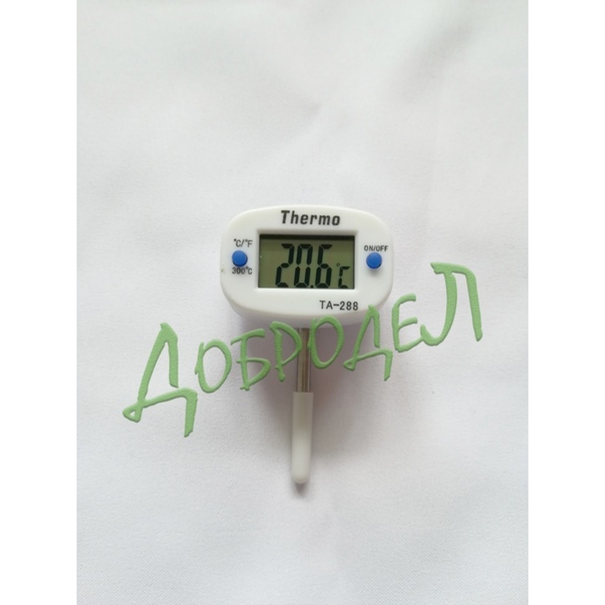 Термометр поворотный
